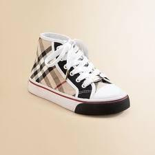 boys burberry shoes
