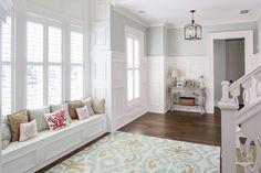 window seat | Stonecroft Homes