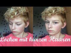 LOCKEN mit KURZEN Haaren | CariSTMAS