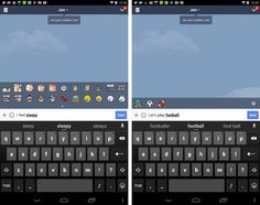 Messaging app Line now suggests relevant stickers as you type