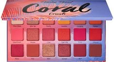 Violet Voss - Coral Crush Eyeshadow and Pressed Pigment Palette