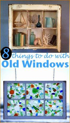 Best DIY Projects: 8 things to do with windows