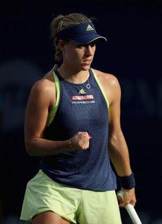 Blog Esportivo do Suíço:  Kerber passa por Pliskova faz semi com Svitolina em Dubai