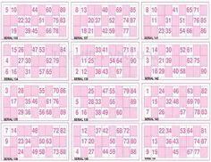 25 Ideas De Cartones De Bingo Cartones De Bingo Bingo Bingo Para Imprimir