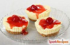 Mini Cheesecakes Recipe by