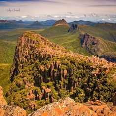 cradle mountain-lake st clair national park | ... Cradle Mountain-Lake St Clair National Park. #wilderness #tasmania #