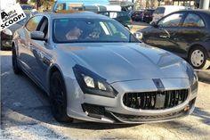 Maserati Quattroporte 2013 zonder camouflage | Auto Edizione