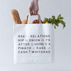 Fancy - JA Minds Farm Shopping Bag by 6D