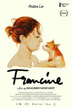 Francine  #Movie #Poster #MoviePoster