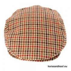 Duncan Lambswool Tweed Flat Cap - Beige Brown The Duncan Tweed Cap is made from…