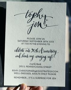 Delicate Grace Customizable Letterpress Wedding Invitations in