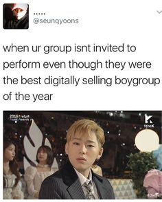 im always mad at these events lmao is it so much work to invite all the other members wtf #kpop #blockb #zico