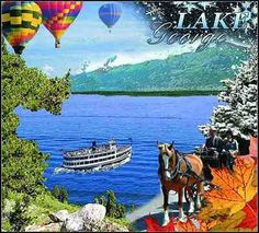 Lake George New York . We made several trips here.  So pretty...