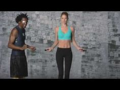 Get a Runway Ready Body - Work out like a VS Angel - Doutzen's Workout