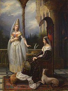 Odette de Champdivers favorite de Charles VI le Fol