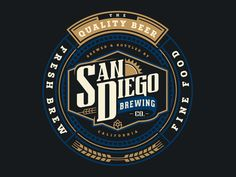 Dribbble - SDBC Graphic by raul sigala