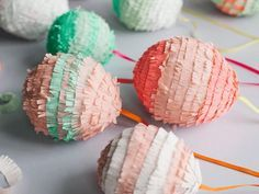 These handmade Easter crafts will add a personalized, DIY touch to your Easter decorations.