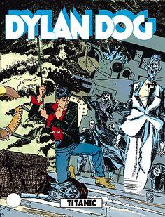 Titanic - Dylan Dog - Sergio Bonelli