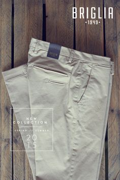 #SlimFit, Inside Leg Length 80 cm, Ice Stretch Texture.  #Briglia 1949 - The #Gentleman's Choice