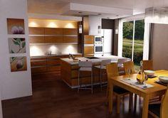 open kitchen designs   Kitchen design tips: