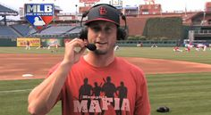 PCL Music: Intentional Talk: David Freese