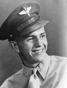 Boyd K. Packer while serving in the Air Force during WWII--and other stories of general authorities in the military
