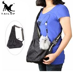 [TAILUP] Pet dog bag cat carrier backpack handbags high quality oxford cats sling bag for small dogs portable pets gifts py0003