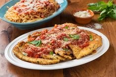 Chicken Parmigiana - Rachael Ray