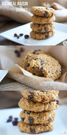 Use Quinoa to make oat free?? Gluten-Free Oatmeal Raisin Chocolate Chip Cookies