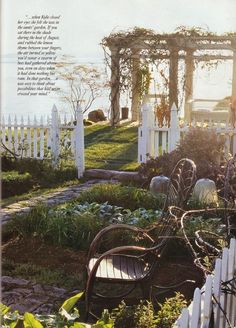 Victoria magazine: If you don't have a garden... OH GOD... How could you not have a garden? via @BuzzFeed Rewind
