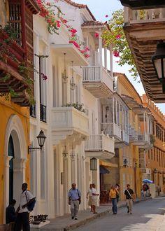 Colombia, Cartagena de Indias.