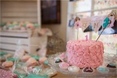 Charlotte turns one! » Sarah Shambaugh Photo- photography, Girls first birthday, party ideas, vintage meets shabby chic my own way!