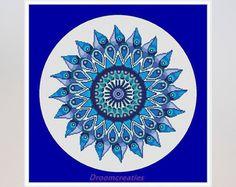 Mandala Equinox Spring download kruissteek door Droomcreaties