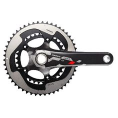 SRAM Red 22 GXP Double Chainset Chainsets The new SRAM RED 22 Exogram Crankset is completely hollow all the way to the spider. Its hidden bolt pattern makes better use of carbon fiber to further improve stiffness and shed weight. The stunning http://www.MightGet.com/january-2017-11/sram-red-22-gxp-double-chainset-chainsets.asp