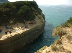 Canal d'Amour - 5 Things to Do on Corfu Island - The Trusted Traveller