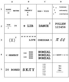Wacky Words with Math - puzzles that challenge your math and word skills! Math Logic Puzzles, Rebus Puzzles, Brain Teaser Puzzles, Word Puzzles, Printable Puzzles, Picture Puzzles, Math Teacher, Teaching Math, Teaching Money