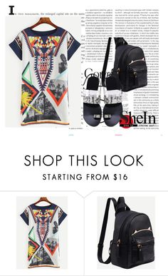 """""""Shein contest"""" by darija-cdlii ❤ liked on Polyvore featuring Oris"""