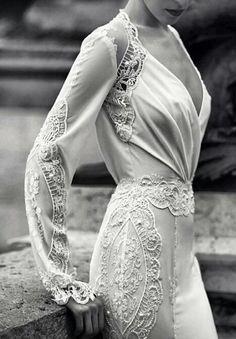 Berta bridal. Vintage