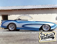 Larry Watson Cars |X- Sonic