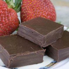 Chocolate Coffee Fudge