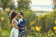 Villa San Crispolto's amazing blooming landscape in spring time...the perfect setting for Maria and Marc's photo shoot... Photos by Jules Bower