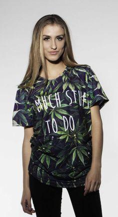 So Much Stuff... T-shirt by Brain Wash Clothing
