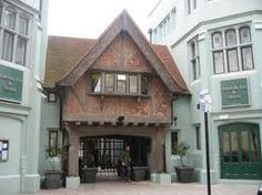 Hotel du Vin, Brighton lovely hotel, great food