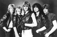 Def Leppard...my favorite 80's hair band!