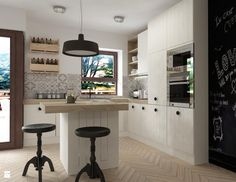 Kuchnia styl Eklektyczny - zdjęcie od iHome Studio - Kuchnia - Styl Eklektyczny - iHome Studio