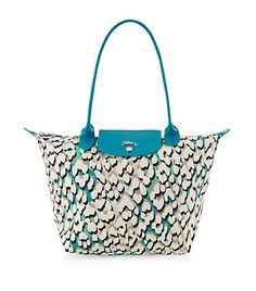 Longchamp Ile Aux Panthères Small Shoulder Bag. Agreed with the hubby I can have this one for my holidays