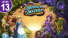 Sunken secret - Level 13 - iPad / iPhone / Android