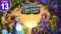 Sunken secret - Level 13 - iPad / iPhone / Android