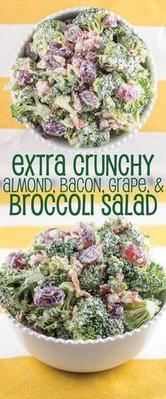 Extra-crunchy almond