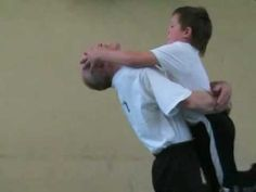 KRAV MAGA KIDS - YouTube | great self-defense moves for kids.